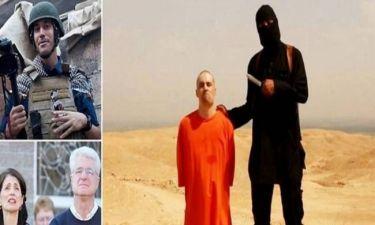 Παγκόσμιο σοκ: Ισλαμιστές αποκεφάλισαν δημοσιογράφο (vid)