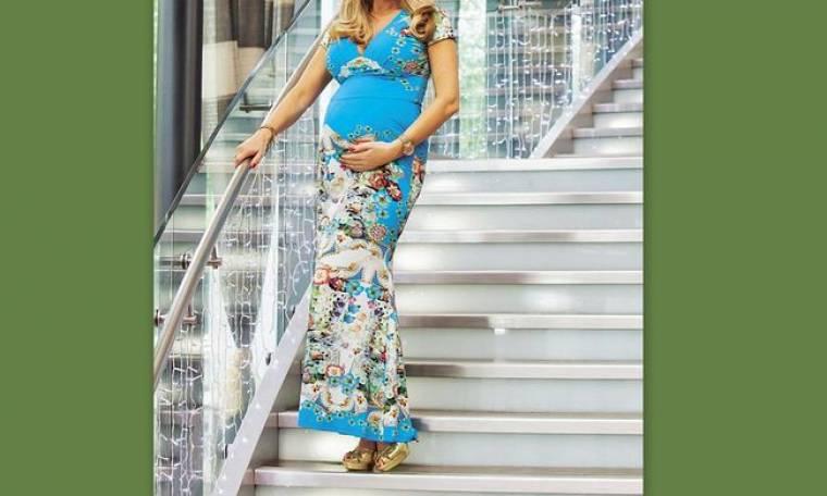 Μετά από δυο αποβολές έμεινε έγκυος στα 43 της!