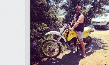 Βασίλης Καλίδης: Ένας easy rider