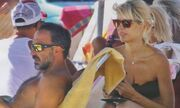 Νίκος Αλιάγας – Τίνα Γρηγορίου: Απολαμβάνοντας τις διακοπές τους