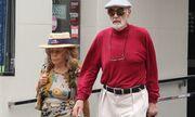 Sean Connery: Βόλτα με την αγαπημένη του σύζυγο