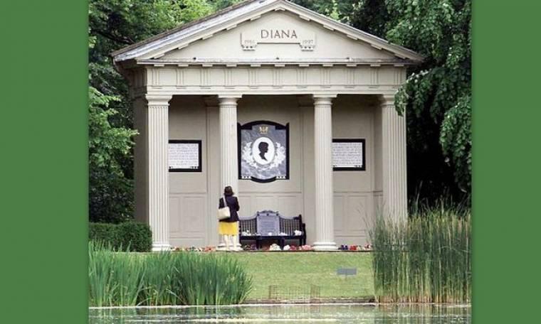 Απίστευτο! Έχουν εγκαταλείψει τον τάφο της Νταϊάνα (φωτό)