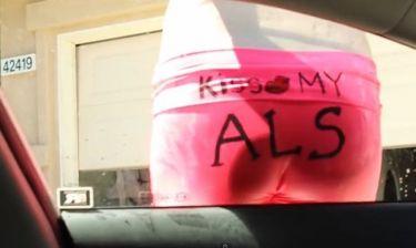 Ασθενής με ALS συγκινεί και δείχνει την πραγματική εικόνα πίσω από τα ice bucket challenges