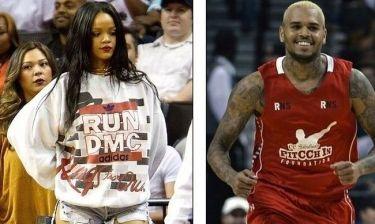 Rihanna-Brown: Ούτε λέξη δεν αντάλλαξαν οι δυο πρώην