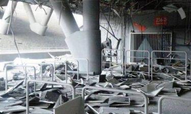 Σαχτάρ Ντόνετσκ: Βομβαρδίστηκε το γήπεδο! (photos)