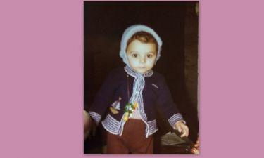 Όταν ήταν είκοσι μηνών ο...