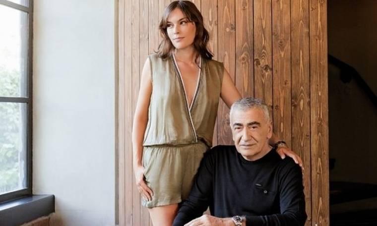 Γιώργος Βογιατζής: «Τόσα χρόνια με την Ντιάνα και μόνο πέντε μέρες μείναμε μακριά ο ένας από τον άλλο»