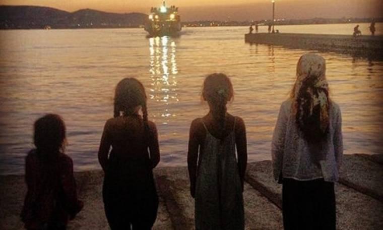 Τα κοριτσάκια της φωτογραφίας είναι οι κόρες των…