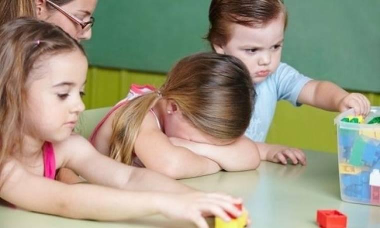Tο παιδί μου δεν θέλει να πάει στον παιδικό σταθμό! Τι κάνω;