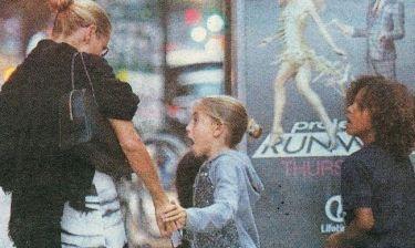 Πώς αντέδρασαν τα τέσσερα παιδιά της Klum όταν είδαν την μητέρα τους σε μεγάλη αφίσα;