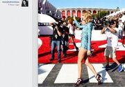 Με ρούχο της Κατράντζου η Swift στα VMA