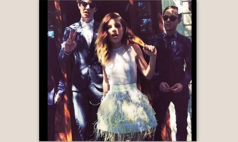 «Βραβεία MTV»: Η Sydney Sierota με δημιουργία Κριθαριώτη