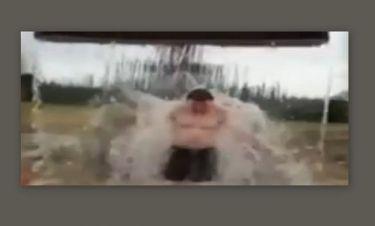 Το Ice Bucket Challenge έχει και τα απρόοπτά του