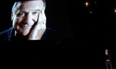 Emmy 2014: To συγκινητικό αφιέρωμα στον Robin Williams