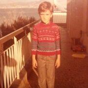 Η φωτογραφία του στο instagram από τα παλιά