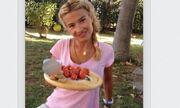 Φαίη Σκορδά: Μοιράζεται την αγαπημένη της συνταγή