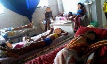 Μυστηριώδης ασθένεια «χτυπά» κορίτσια σε πόλη της Κολομβίας!