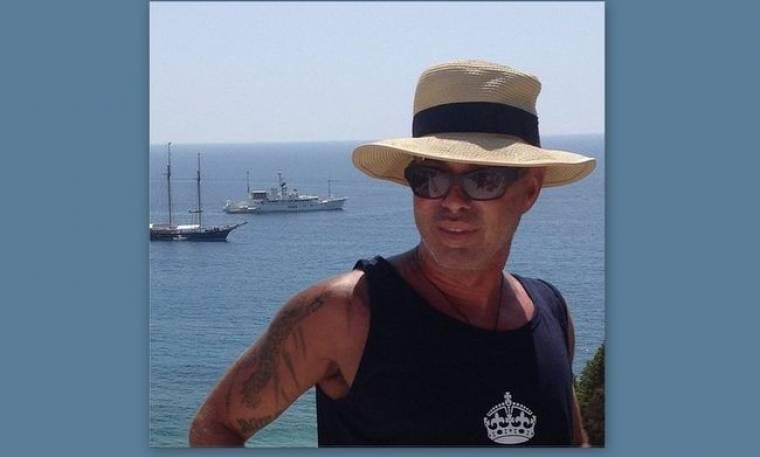 Λάκης Γαβαλάς: Συνεχίζει τις καλοκαιρινές του διακοπές