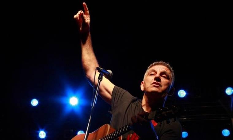 Ανακοίνωση διάψευσης της συμμετοχής του Πορτοκάλογλου σε συναυλία στο Μαρούσι
