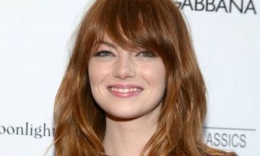 Emma Stone: Δείτε την απίστευτη αλλαγή στα μαλλιά της!