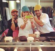 Κατερίνα Καραβάτου: Τα πρώτα 24ωρα με σελίδα στο instagram!