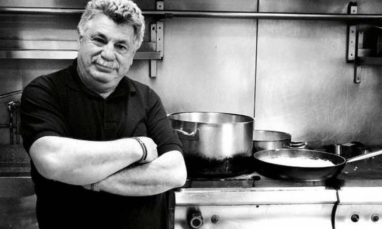 Λευτέρης Λαζάρου: «Η μαγειρική τέχνη δεν τελειώνει ποτέ»