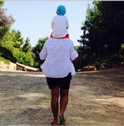 Η πρώτη φωτογραφία του Λιάγκα με τον γιο του στο Instagram