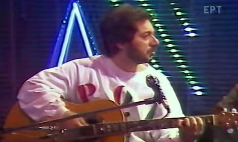 Αντώνης Βαρδής: Οι συγκλονιστικές ερμηνείες του σε εκπομπή το 1987!