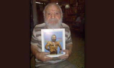 To ξέσπασμα του γιου του Σαμψών: «Ο πατέρας μου είναι καλά στην υγεία του, αυτόνομος οικονομικά»