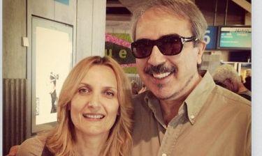 Περρής: Μπήκε σε αεροπλάνο μετά από… 25 χρόνια!