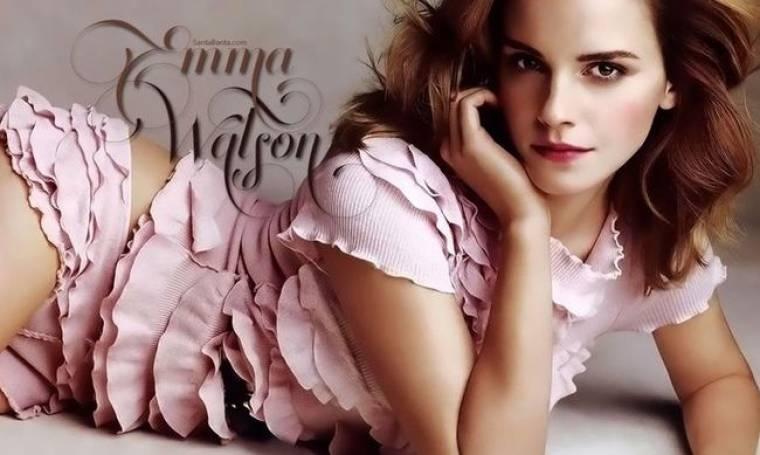 Emma Watson: Χειρότερα τα σχόλια από τις γυμνές φωτογραφίες