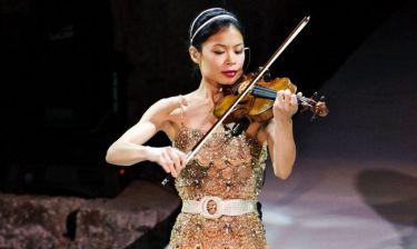 Vanessa Mae: «Είμαι ρεαλίστρια! Πάντα τα όνειρα μου και οι φιλοδοξίες μου είναι ρεαλιστικά»