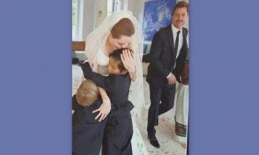 Jolie-Pitt: Τα πρώτα λόγια των νεόνυμφων