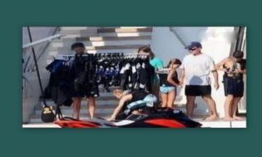 Κρουαζιέρα στην Μεσόγειο για τον Μπιλ Γκέιτς