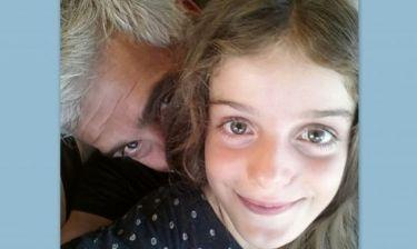 Οι πιο τρυφερές φωτογραφίες του Αντώνη Νικοπολίδη με την κορούλα του! (φωτογραφίες)