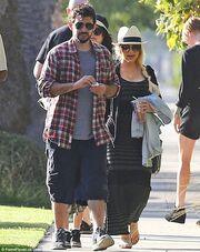 Δείτε την Christina Aguilera δύο εβδομάδες μετά τη γέννα!