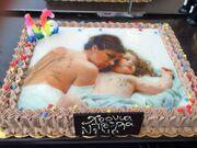 Νένα Χρονοπούλου: Δείτε την τούρτα των 46 γενεθλίων της!