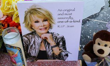 Όλο το Χόλιγουντ στην κηδεία της Joan Rivers (φωτό)