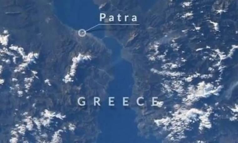 Βίντεο: Τι λένε οι αστροναύτες της NASA στο διάστημα για την Ελλάδα;