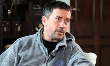 Σπύρος Παπαδόπουλος: «Άντρας και μονογαμικός, δύσκολο!»