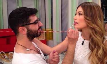 Δημήτρης Σταματίου: Όλα τα beauty tips της Μαριέττας Χρουσαλά