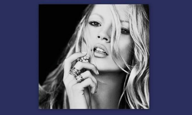 Η βιογραφία του «καίει» την Kate Moss