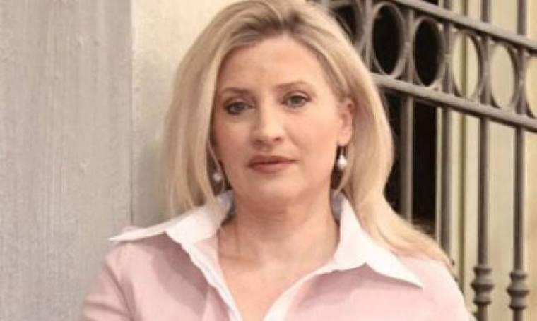 Ελένη Κρίτα: Γιατί μπήκε ταραγμένη σε τράπεζα;