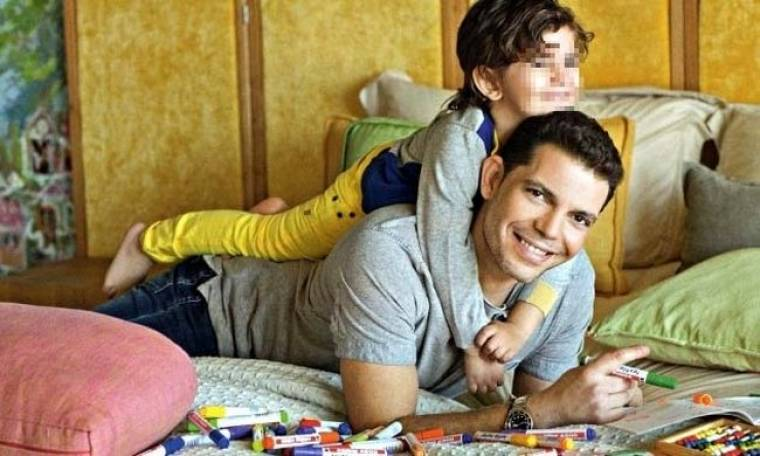 Γρηγόρης Μπιθικώτσης: «Ο γιος μου θα πρωταγωνιστεί για πάντα στη ζωή μου»