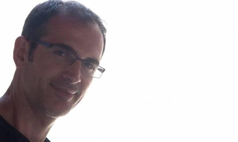 Κώστας Κρομμύδας: «Δεν πίστευα ποτέ οτι θα γινόμουν συγγραφέας»