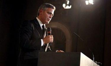 Η δημόσια εξομολόγηση του Clooney για την Amal: «Σ' αγαπάω πάρα πολύ»!