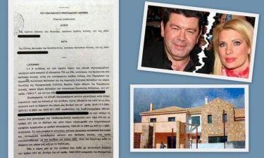Η νέα αγωγή Λάτσιου εναντίον Μενεγάκη και οι απαιτήσεις για τη βίλα στα Μελίσσια