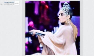 Η Lady Gaga λατρεύει τις δημιουργίες της Σήλιας Κριθαριώτη!