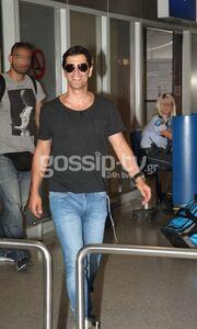 Είναι κεφάτος, γύρισε από Θεσσαλονίκη!