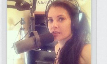Μαρία Κορινθίου: Η ραδιοφωνική της πρεμιέρα